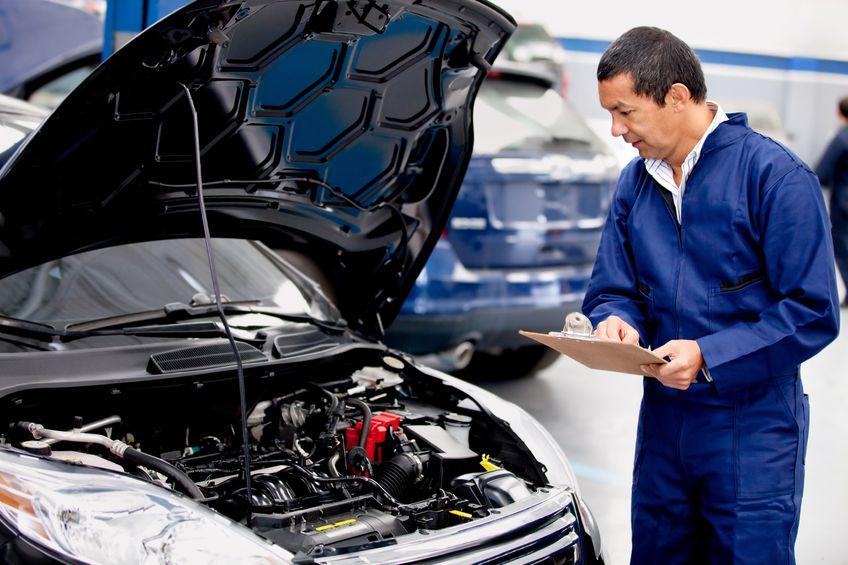 revizie periodica la masini