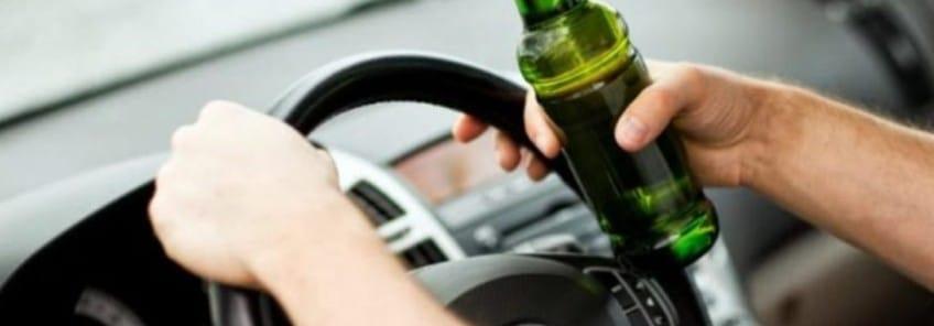 Consumarea bauturilor alcoolice la volan